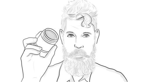 balsamo de barba