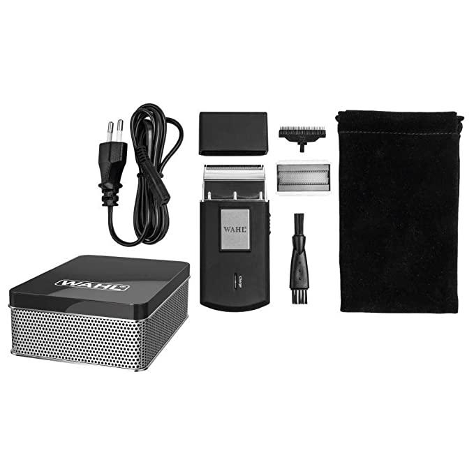 Wahl 3615-0471-Mobile Shaver, Kit para el corte de pelo - 1 unidad